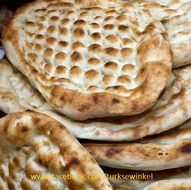 Pide ( Turks Brood )