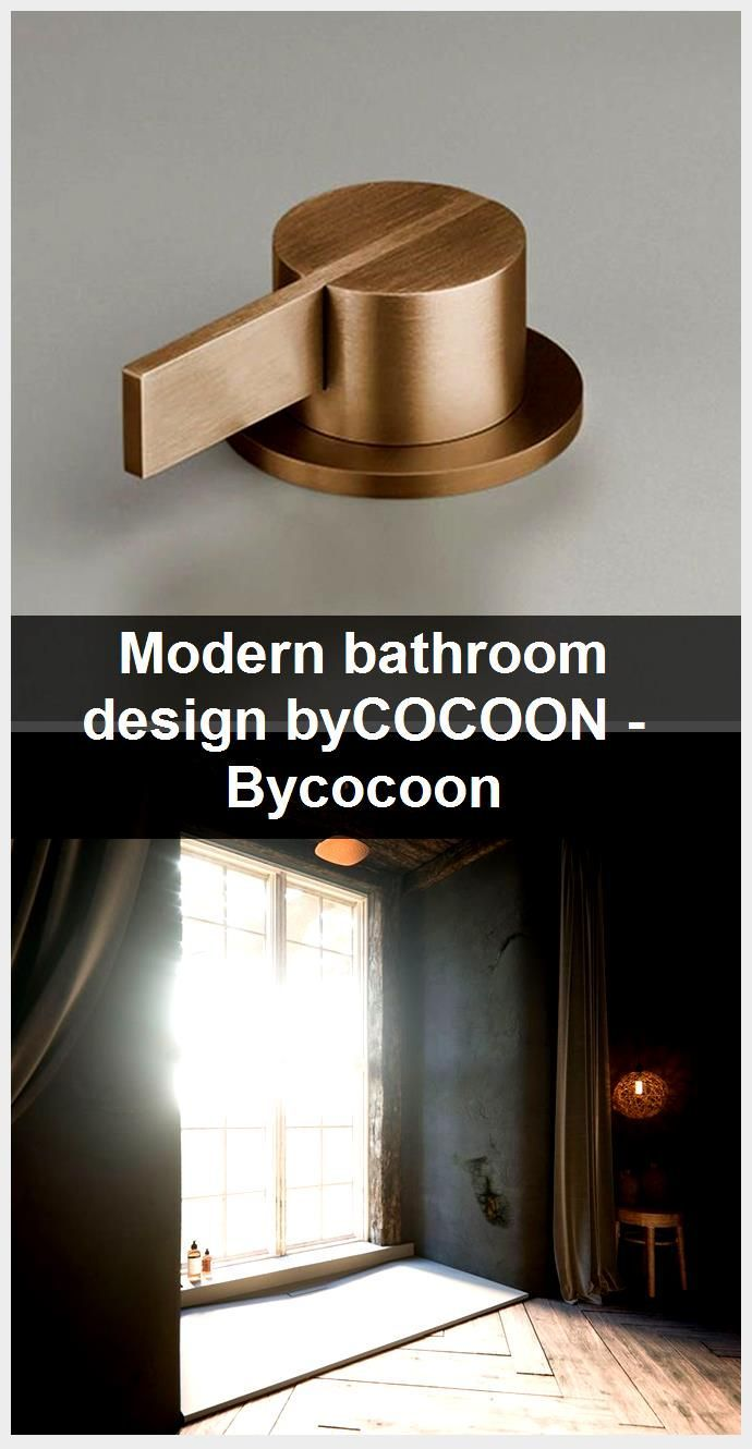Photo of Modern bathroom design by COCOON – Bycocoon, #Bathroom #byCOCOON #Design #modern