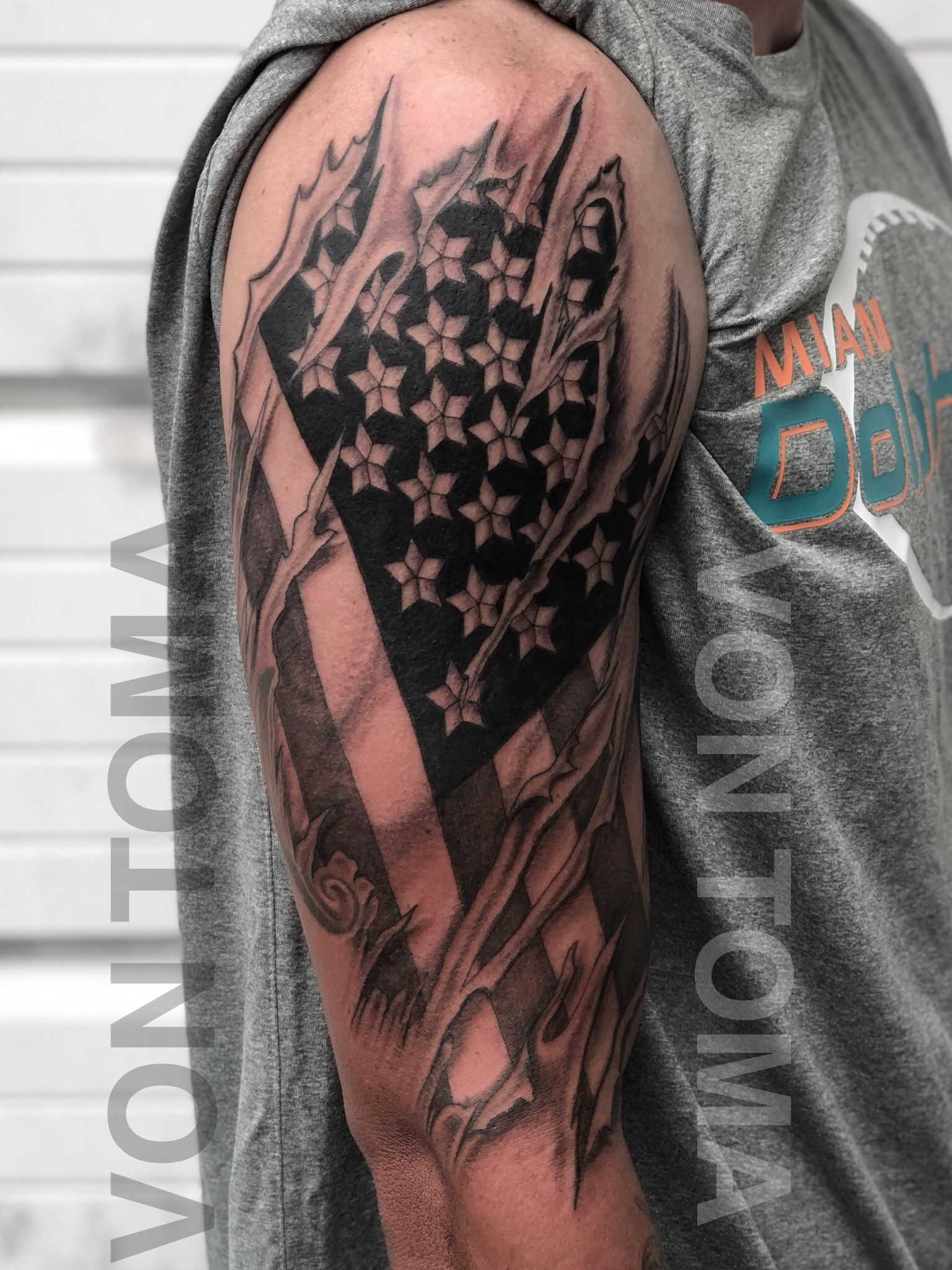 American Flag Sleeve Tattoos : american, sleeve, tattoos, American, Tattoo, Forearm, Tattoo,, Military, Tattoos,