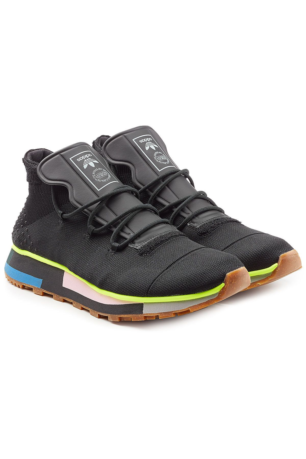 detailed look 0eead 383f2 ADIDAS ORIGINALS BY ALEXANDER WANG RUN SNEAKERS WITH MESH.   adidasoriginalsbyalexanderwang  shoes