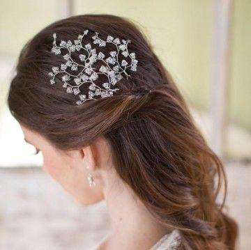 hairpins de cristal Swarovski