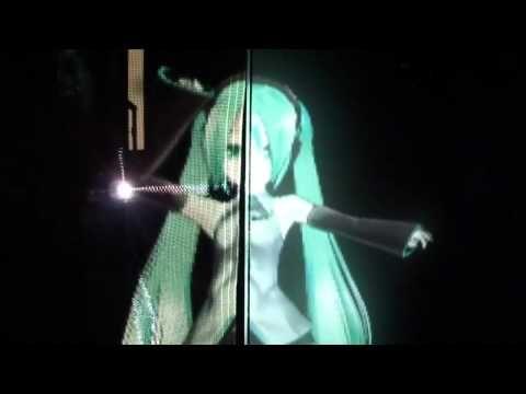 We Can Invite Hatsune Miku In My Room 2 Hatsune Miku Concert Hatsune