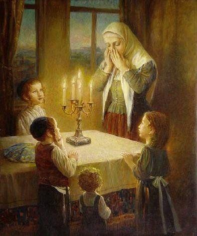 Shabbat Candle Lighting L Jpg 393 471 Art Jewish
