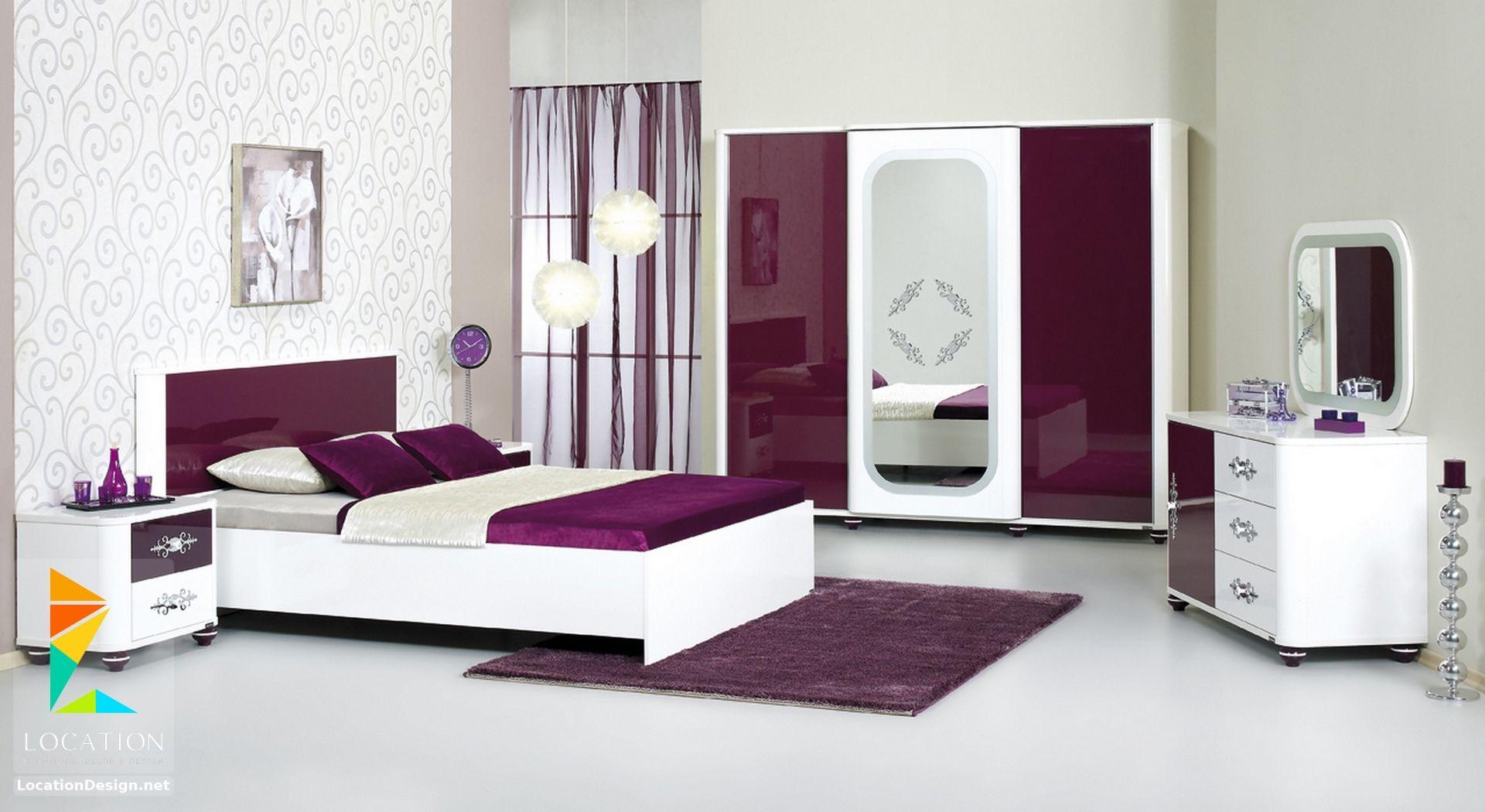 احدث موديلات و اشكال غرف نوم تركي 2019 2020 Sitting Room Decor Room Decor Bedroom Rose Gold Contemporary Bedroom Design