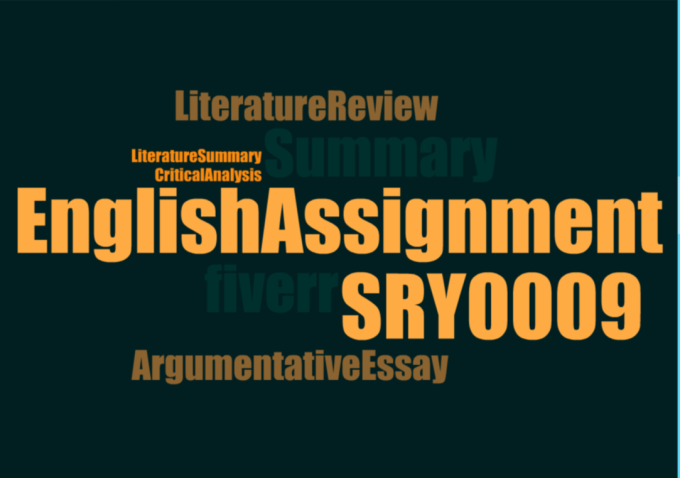 Creative writing literature review