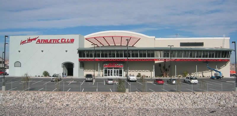 Las Vegas Athletic Club 215 S Eastern Athletic Clubs House Styles Mansions