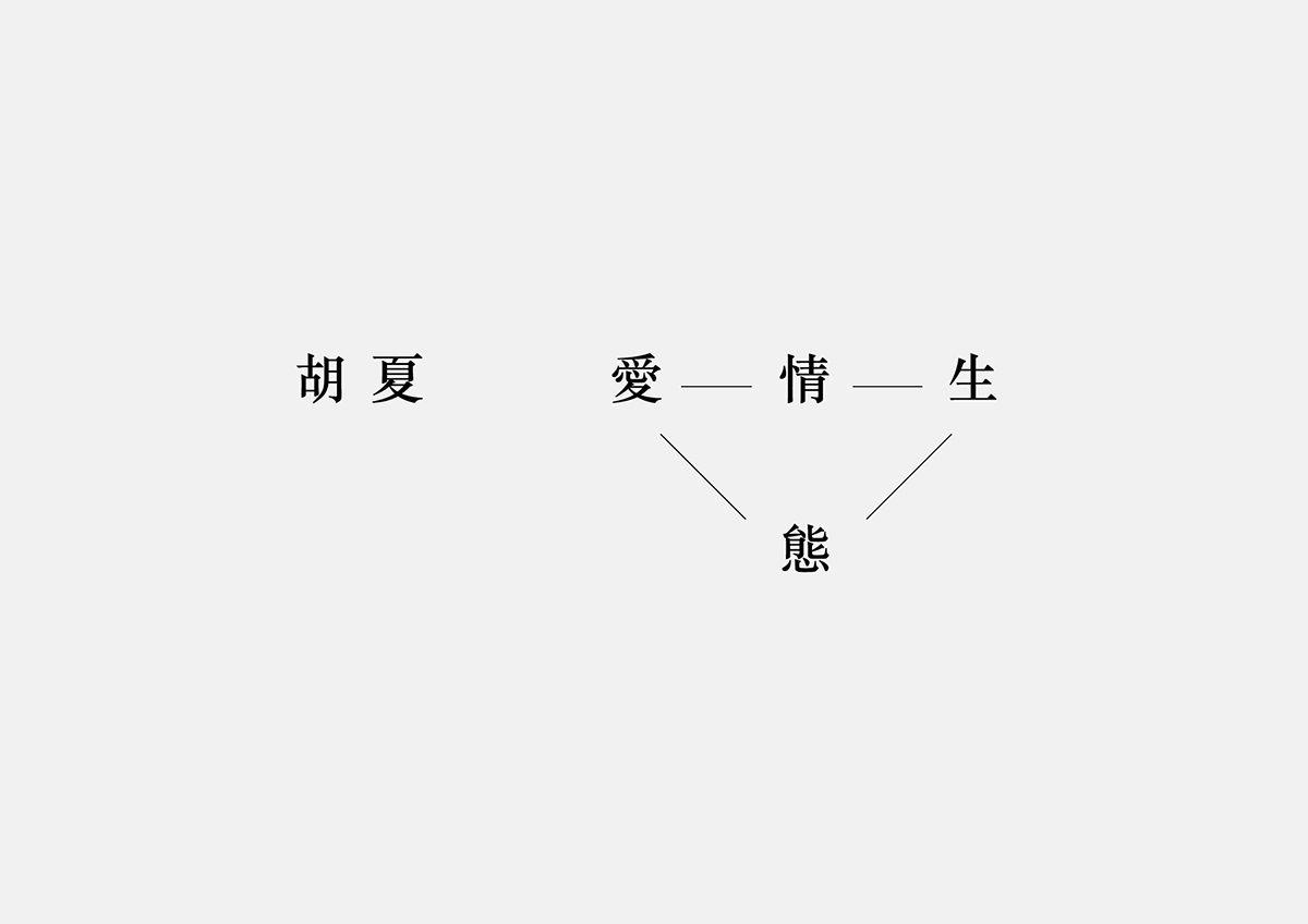 Selection of Logotype Design on Behance