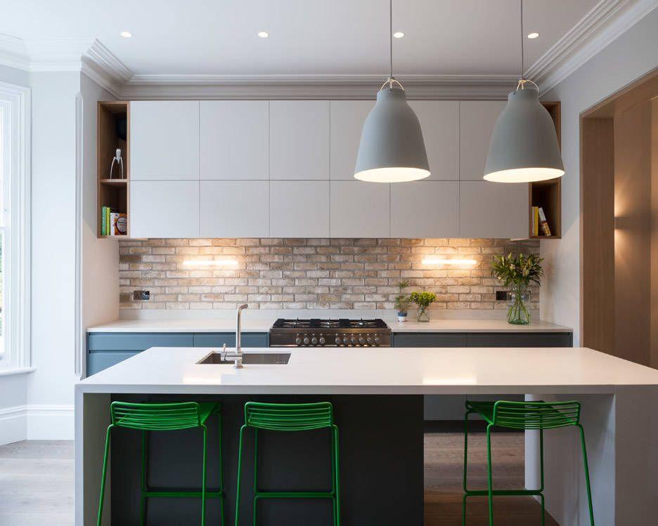 Tigg Coll Architects – Cozinha
