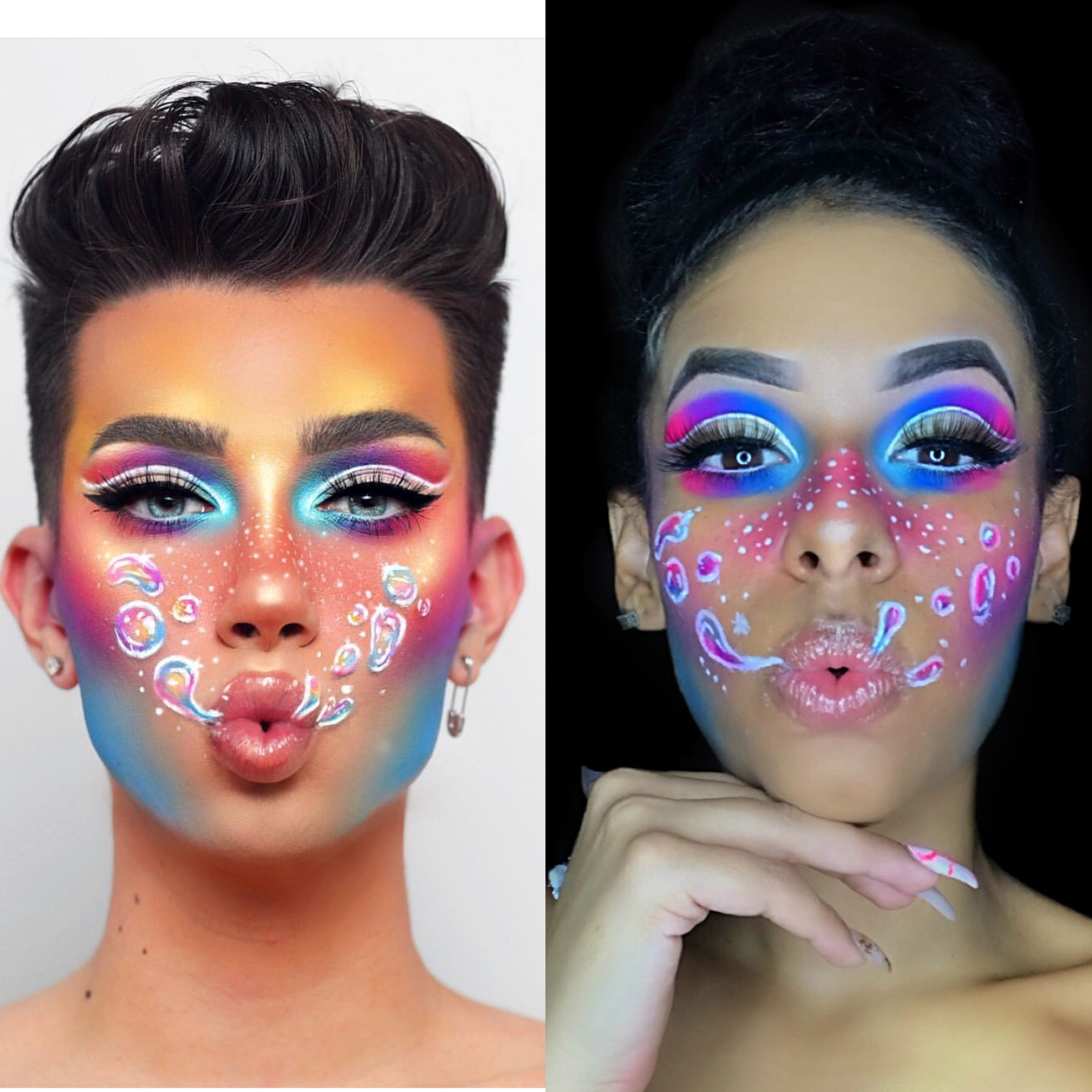 Bubbles James Charles Inspo Follow My Instagram Oh