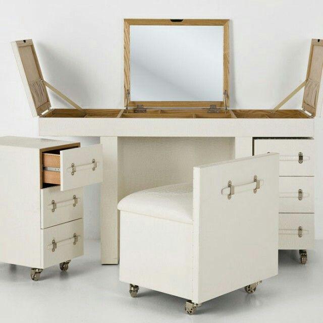 Goede Makeup dressoir (With images) | Space saving furniture, Furniture JG-59