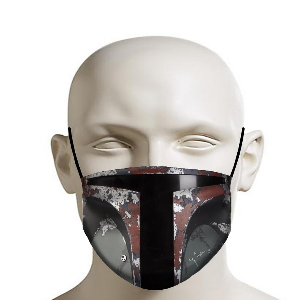 Face Mask Black Series Boba Fett Helmet Boba Fett Helmet Boba Fett Mask Mask