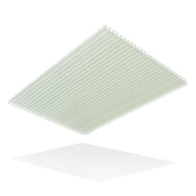 Lexan Thermoclear 24 In X 48 In X 1 4 In Clear Multiwall Polycarbonate Sheet 5 Pack Lp2448clpcmw 5 The Home Depot In 2020 Plastic Sheets Polycarbonate Panels Polycarbonate