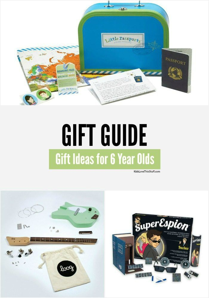 Best Gifts for 6 Year Olds: 17 Ideas for Birthdays and ...