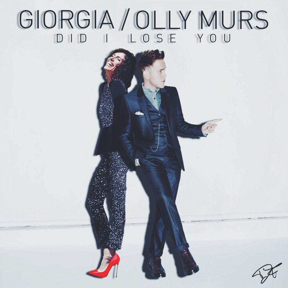 Did I Lose You  Giorgia w/ Olly Murs