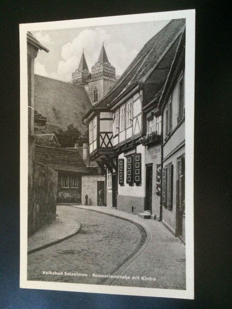 Jede Menge #Postkarten für Postcrossing aus #Deutschland aktuell auf #Ebay zu ersteigern. Ich muss meine Sammlung verkleinern :-)  #postcrossing Postkarte ungelaufen Ansichtskarte DDR Schönebeck-Salzelmen Rosmarienstraße Foto