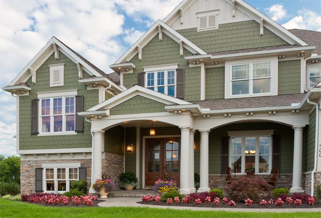 Different Types Of Siding Pictures