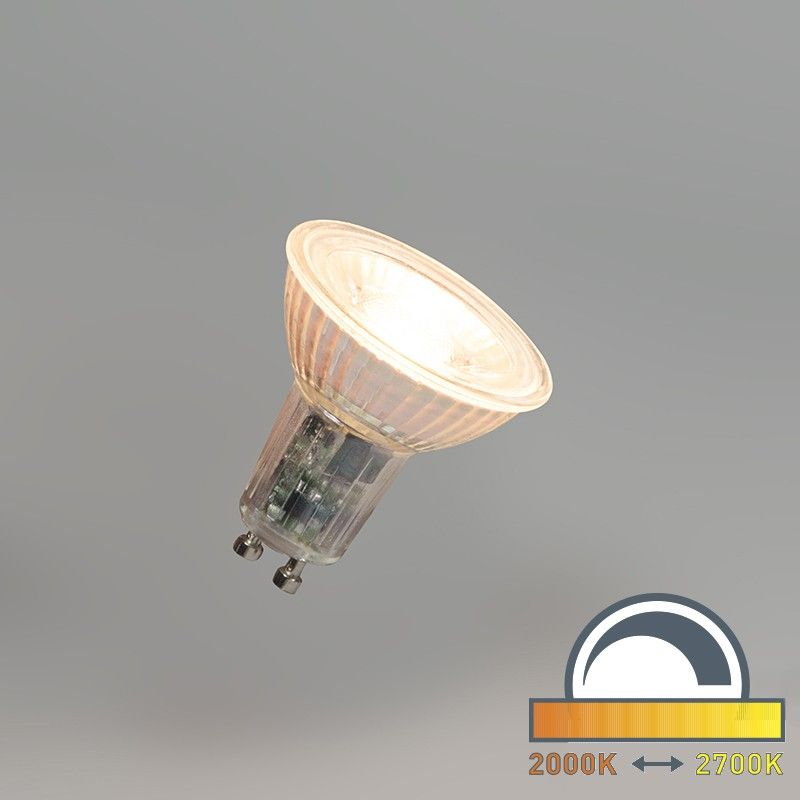 Dimbare Led Spot Gu10 Tbv Inbouw Plafondspot Led Verlichting