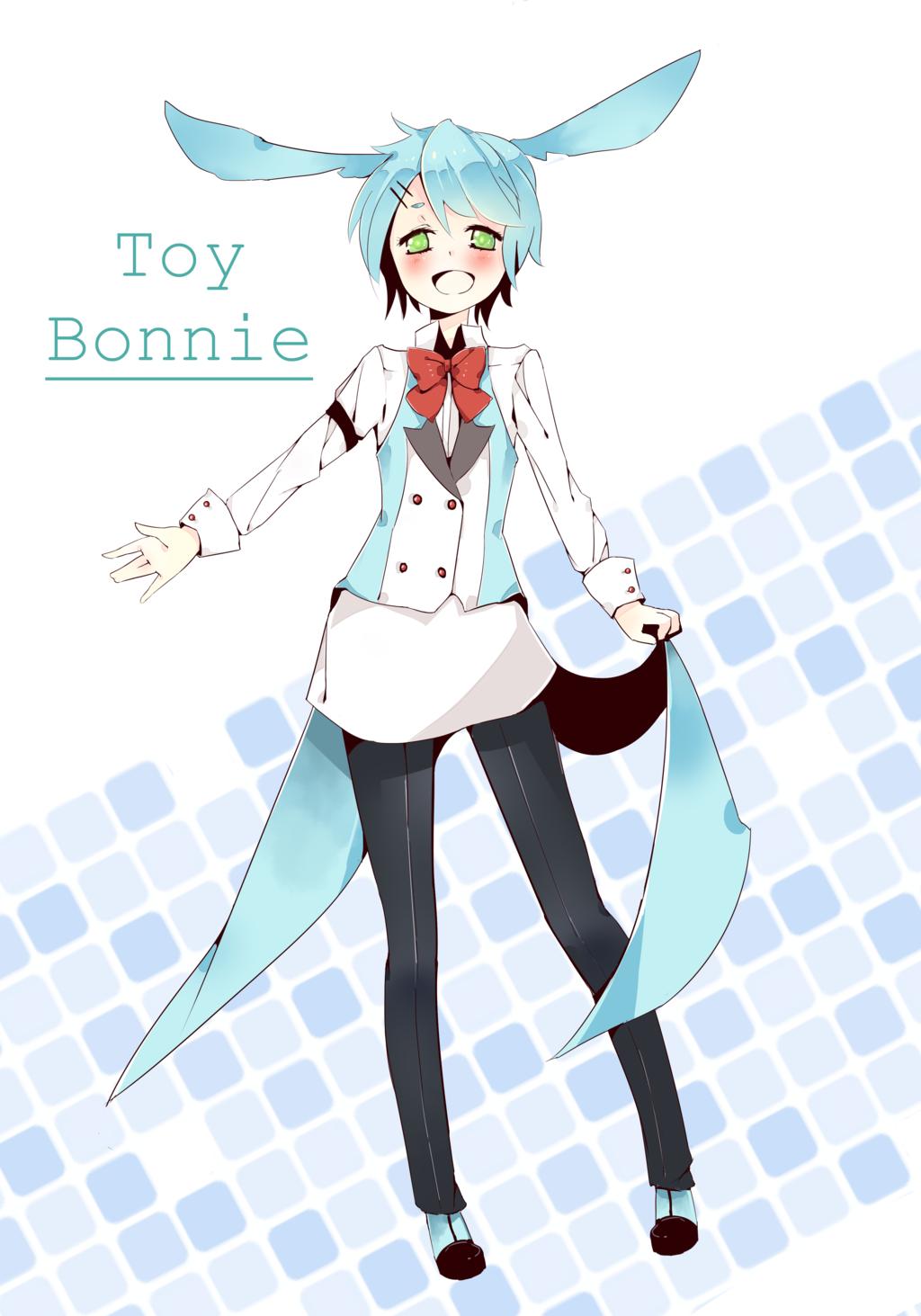 Five Nights At Anime Game Porn toy bonnie humanmiesakie | anime fnaf, fnaf, fnaf characters