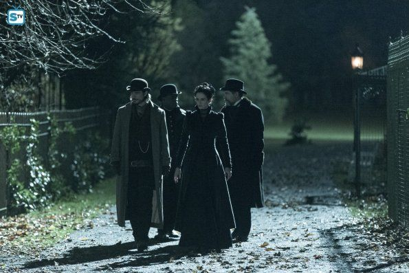 "Penny Dreadful ""Resurrection"" S1EP3"