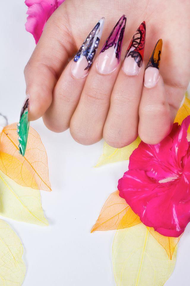 Nail Art Painter | Nail Art Painter | Pinterest | Nail art, Art and ...