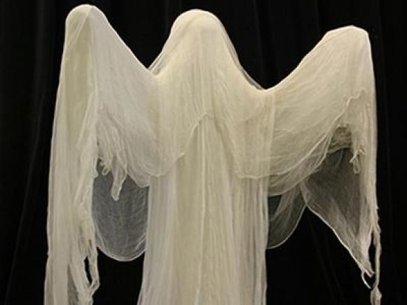 Make a Ghost for Halloween Hgtv, Holidays and Halloween ideas - halloween homemade decoration ideas