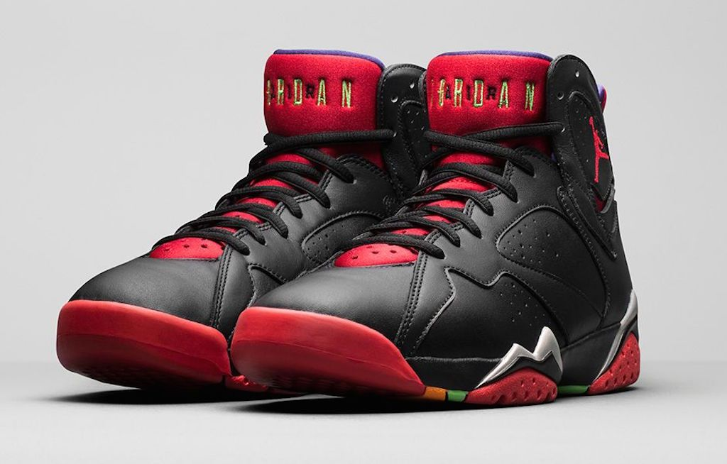 Air Jordan 7 Retro Marvin The Martian Air Jordans Jordans