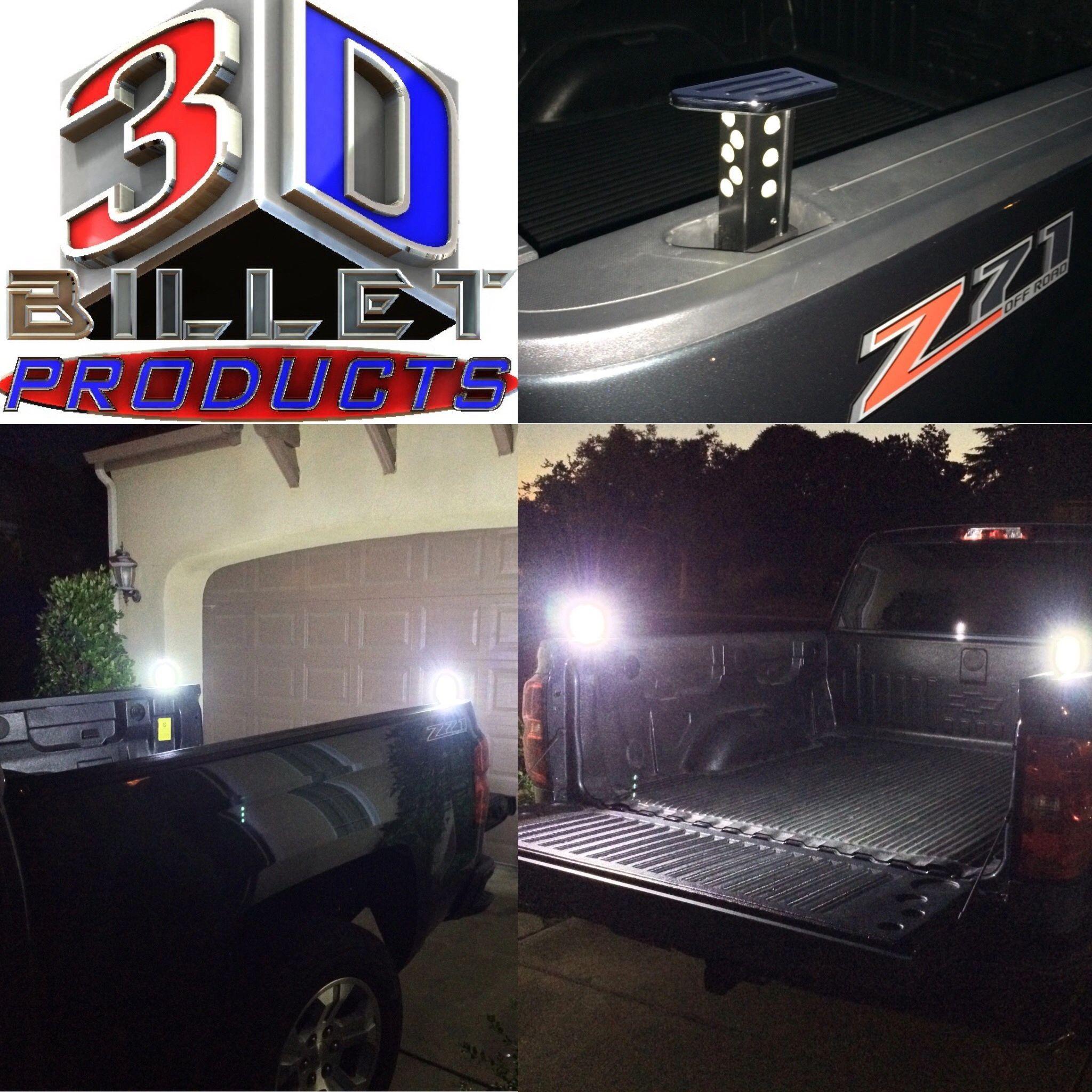 3d Billet Products Billet Led Truck Bed Lights Fresno