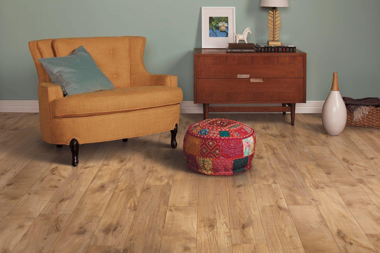 Shop Spiced Applewood Laminate Flooring Oak laminate