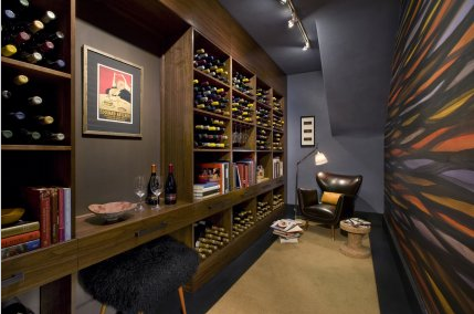 Pin by Jeri Mearns on John Wheatman Home wine cellars