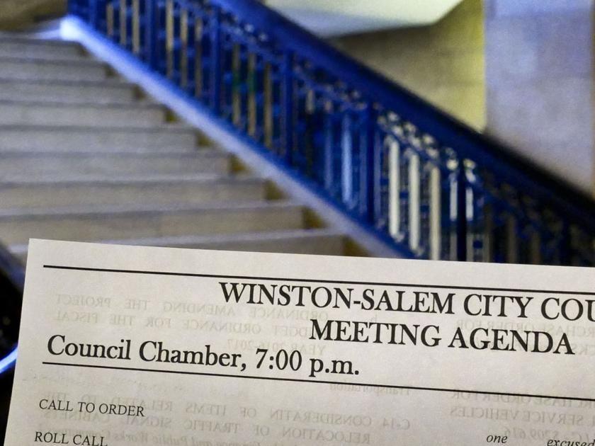 WinstonSalem OKs apartments in business strips along