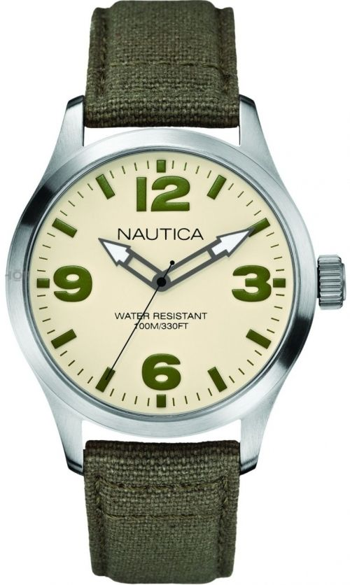 Nautica Gent s BFD 102 Watch A11557G  e981e7cf9bf