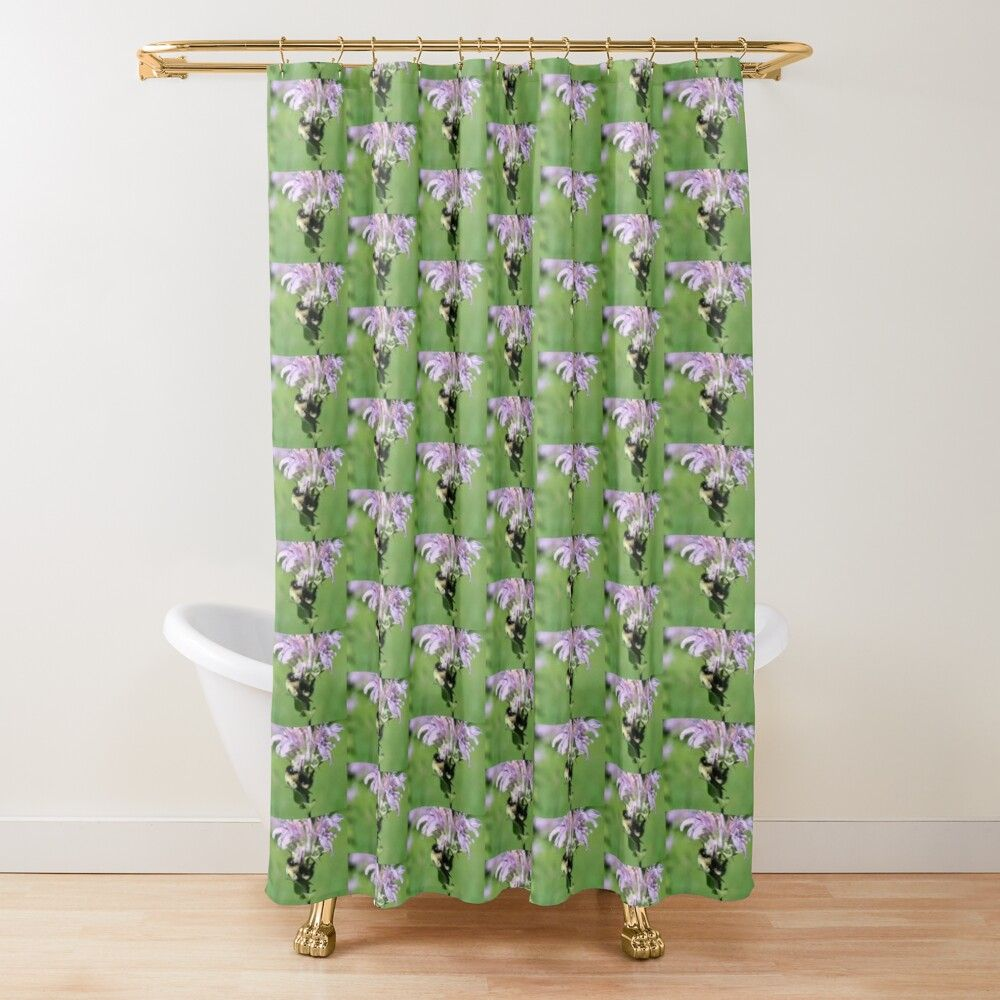 Pin On Nature Inspired Shower Curtains