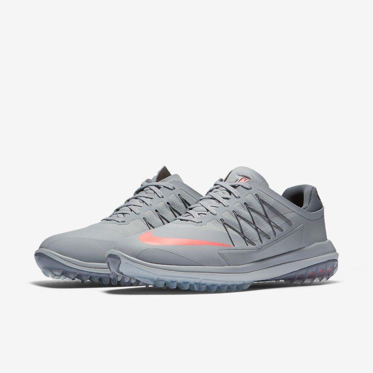 Nike Lunar Control Vapor Golf Shoe - Grey