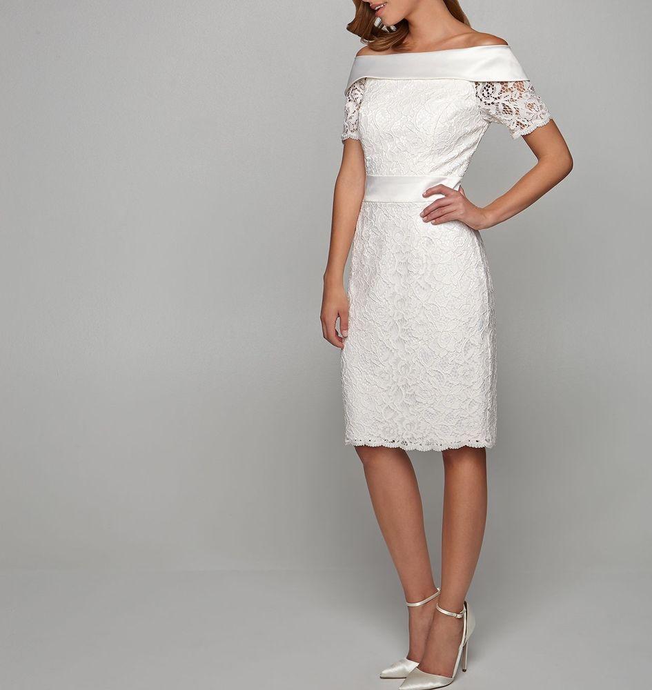 apart spitzenkleid damenkleid brautkleid hochzeit standesamt