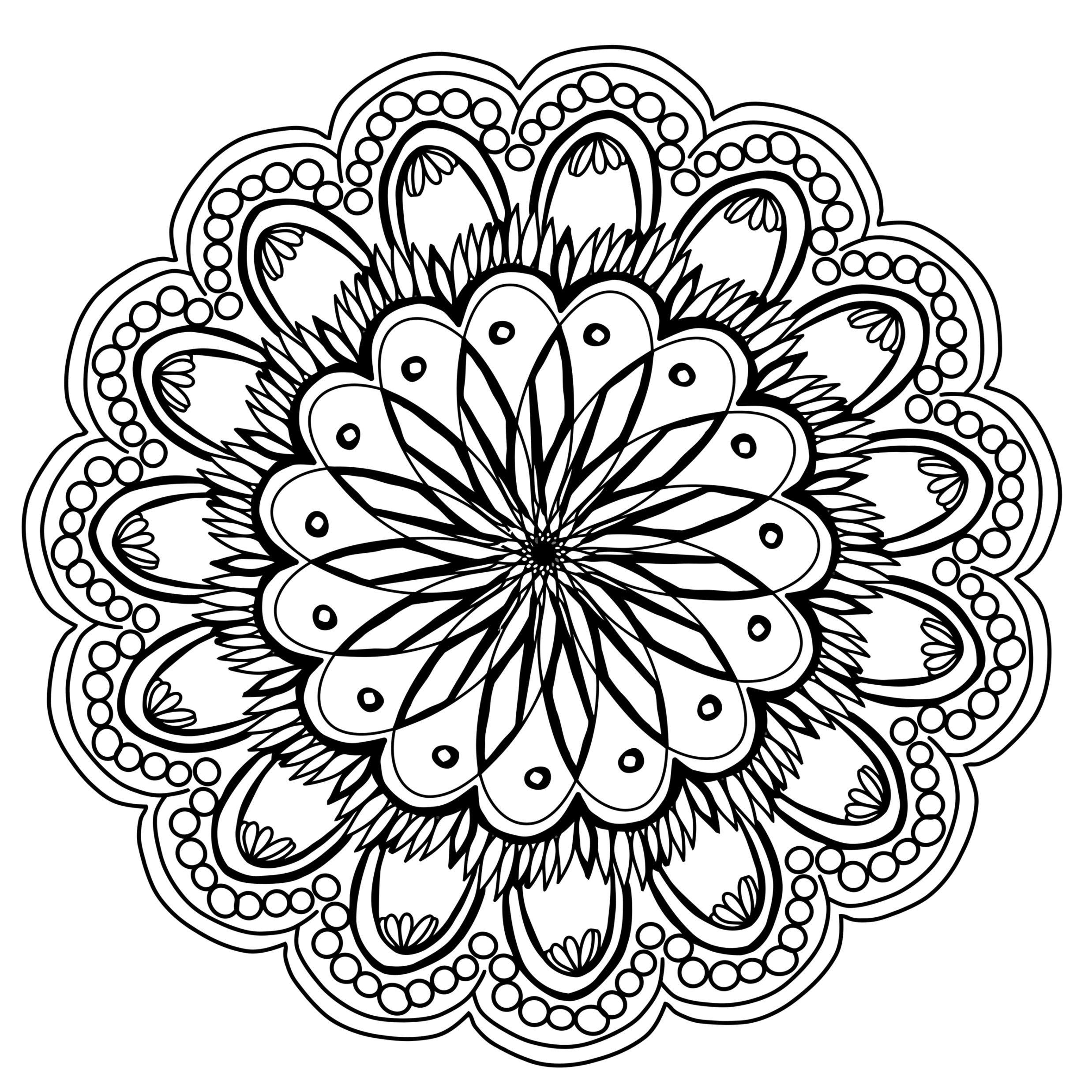 Kostenlose Mandalavorlagen Zum Herunterladen Mandala Vorlage Ausmalbilder Zeichnen Mandala Malen Anleitung Mandalas Mandala Zum Ausdrucken