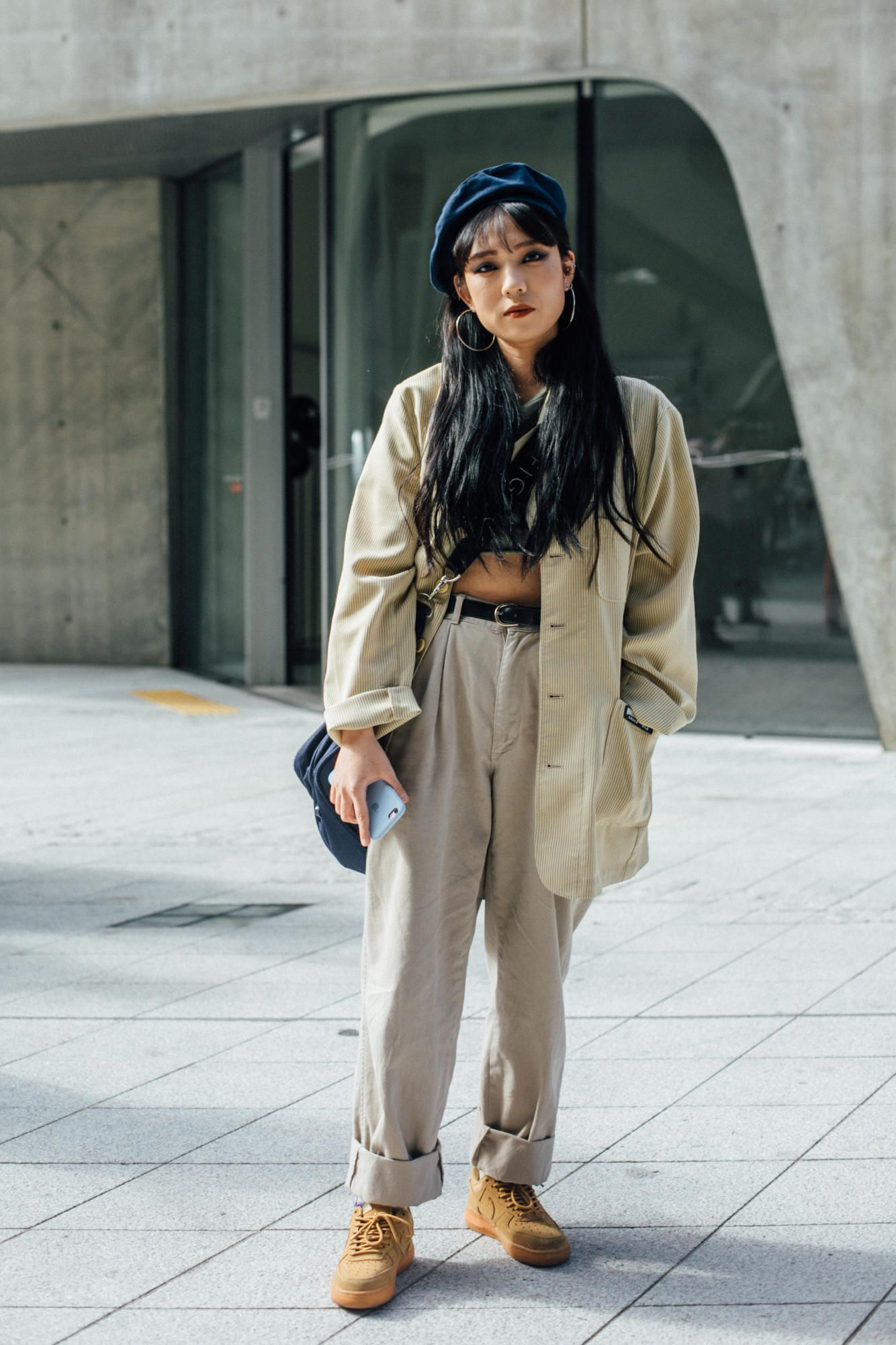 Matching Outfits Were The Street Style Uniform At Seoul Fashion Week