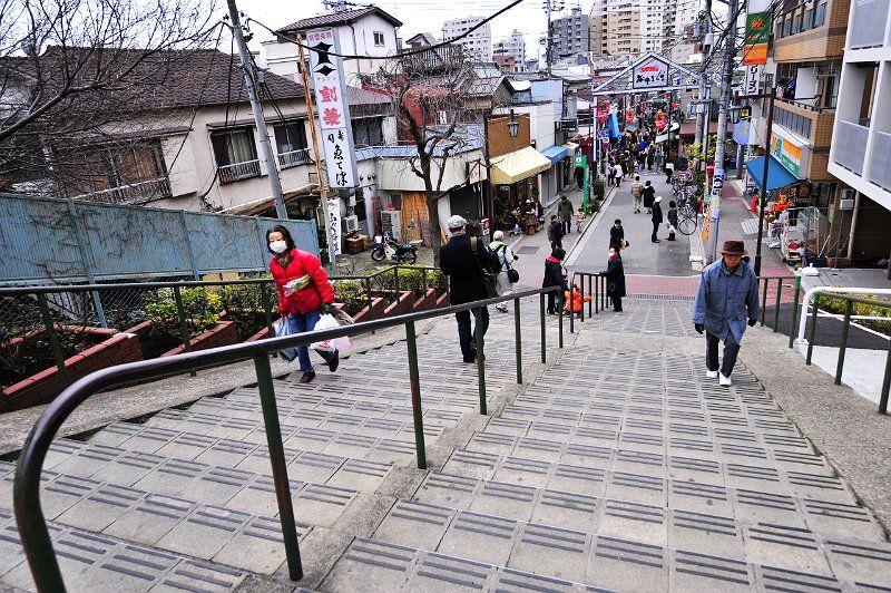 Sendagi(yuuyake-dandan), TOKYO