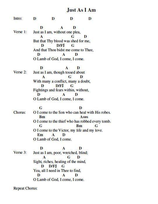 guitar chord sheet songs for worship - Google Search | Guitar ...