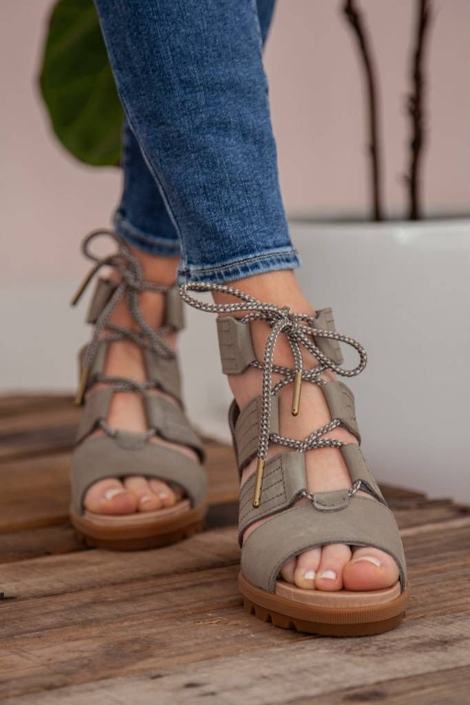 sorel sandals joanie ii