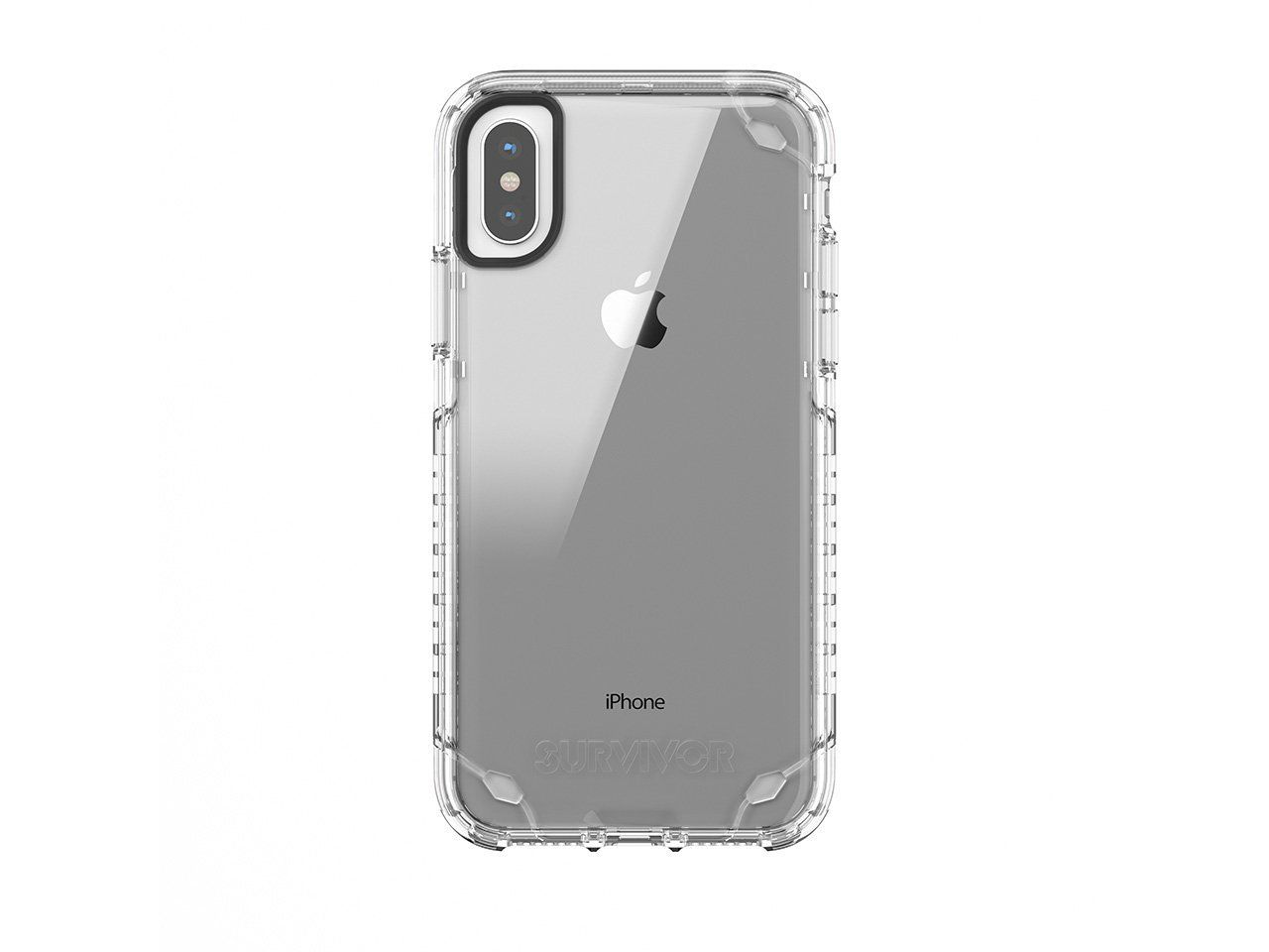 Griffin iphone x protective case survivor strong 7ft