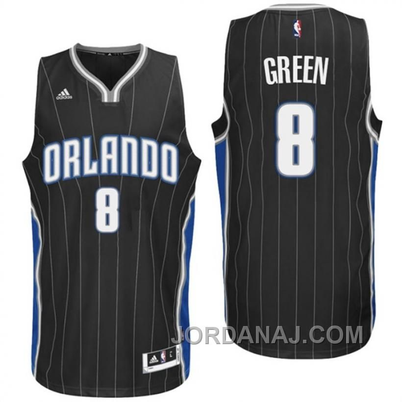 fc1fa277248 greece jeff green orlando magic new swingman black alternate jersey ed708  20d30