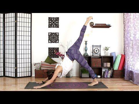 morning yoga  energizing full body stretch routine