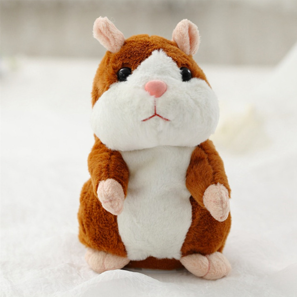'Talking Buddy' Hamster toys, Talking hamster, Talking toys