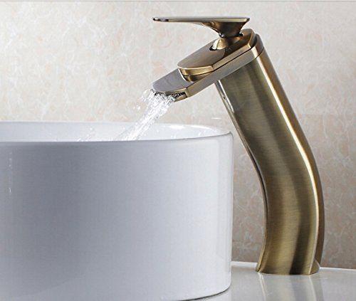 Rozinsanitary Rétro robinet de lavabo de salle de bains Lavabo haut - lavabo retro salle de bain