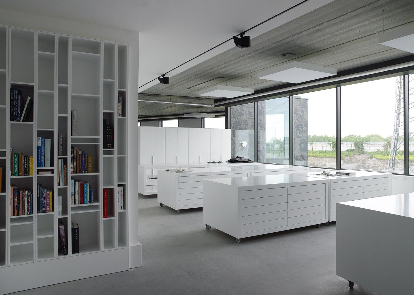 Piet Boon Global Headquarters Sample Library Photo By Richard Powers