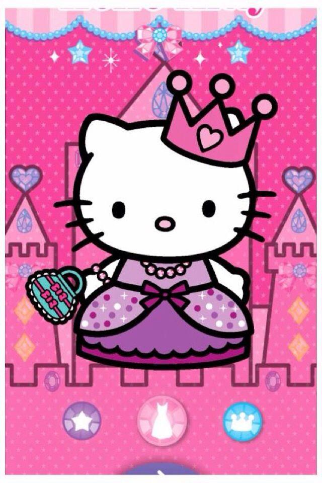 Princess hello kitty hello kitty pinterest hello - Princesse hello kitty ...