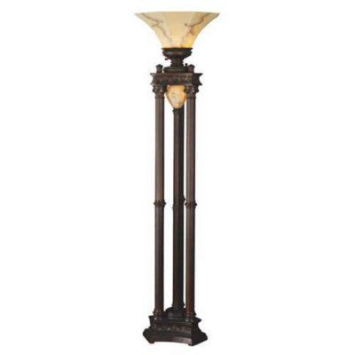 Tri Torchiere Floor Lamp with Night Light on PopScreen | lamps ...