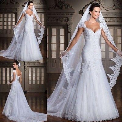 Wedding Dresses 15720 Wholesale White Ivory Sweetheart Wedding