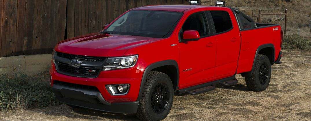 where to get chevy colorado aftermarket parts at barkau automotive rockford il red 2016 chevy. Black Bedroom Furniture Sets. Home Design Ideas