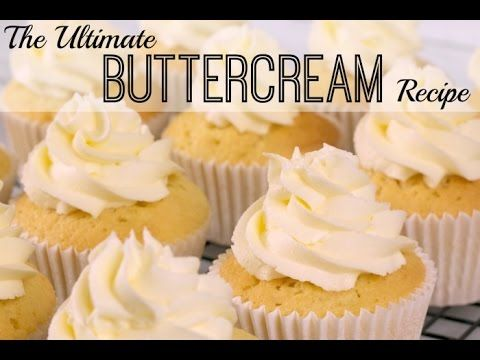 How To Make Buttercream Without Icing Sugar Uk The Easiest Way To Get Perfect Buttercream Every Single Time Without Fail It S All In The Method With The Buttercream Recipe Madeira Cake Recipe Butter Cream